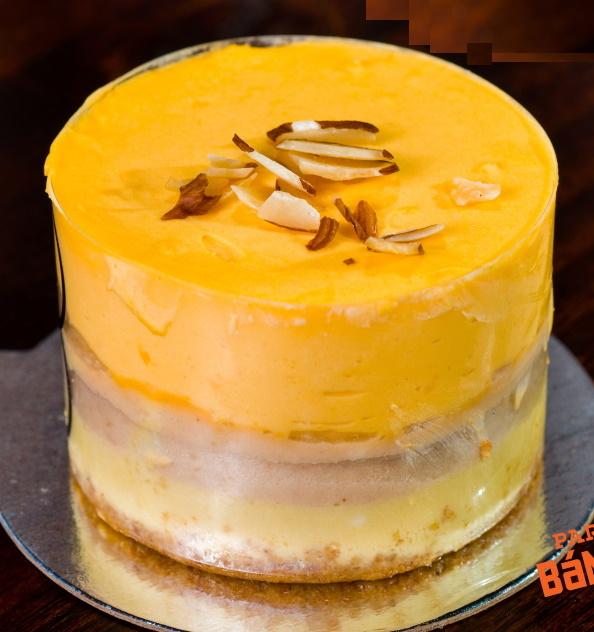 Mango Guava Cheesecake